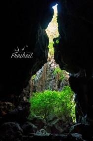 Phnom Slaptaon Höhle