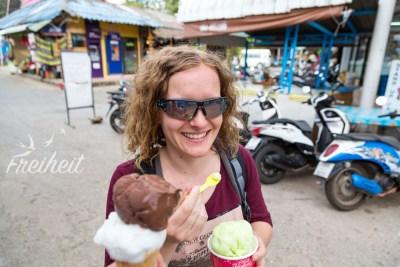 Eis aus Kokosmilch - yammi