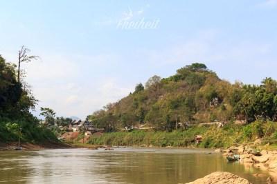 Der Tempelberg Phou Si
