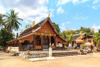 Luang Prabang - einer von vielen Tempeln