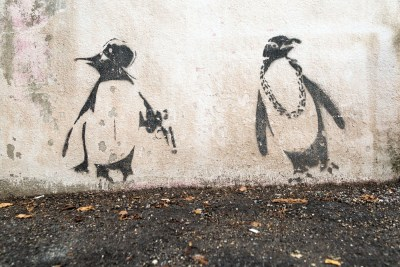 Gangster Pinguine