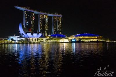 Noch ein letztes vom Marina Bay Sands Hotel :-)