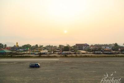 Landeplatz der Heissluftballons, wenn der Wind stimmt ;-)