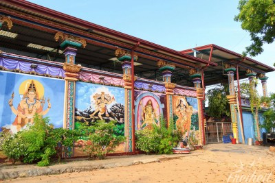 Thiru Koneswaram Tempel