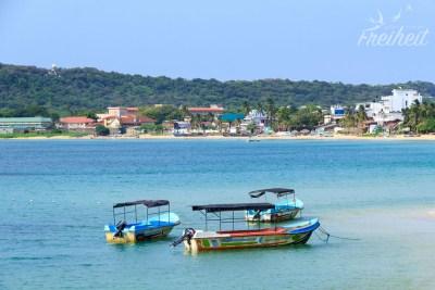 Trincomalee liegt am Indischen Ozean