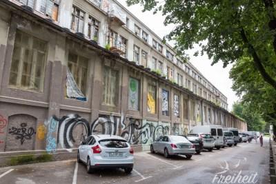 Alte Fahrradfabrik von ROG