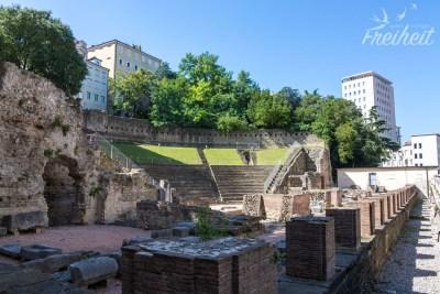Teatro Romano aus dem 1. Jahrhundert