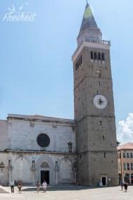Koper - Kathedrale