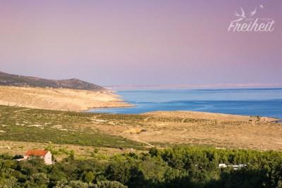 Morgenstimmung an der Adriaküste