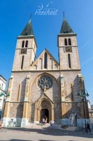 Herz Jesu - Kathedrale