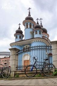 Eine ukrainisch-orthodoxe Kirche für die ukrainische Minderheit Banja Lukas