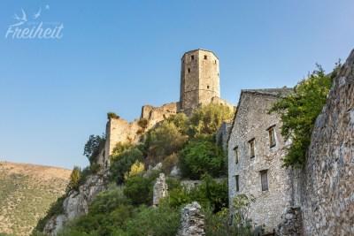 Festung von Počitelj