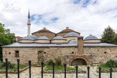 Gazi-Mehmet-Paşa-Hamam (türkisches Bad) aus dem Jahr 1575