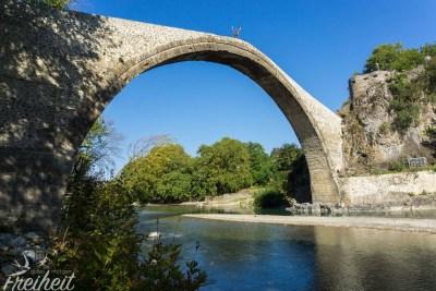 Steinbrücke von Konitsa
