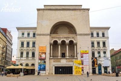 Nationaltheater und Opernhaus