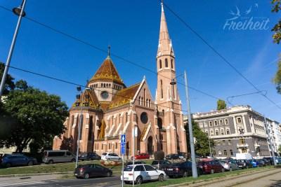 Reformierte Kirche Szilágyi Dezső