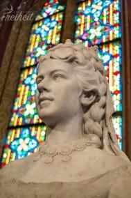 Hier wurden auch Sissi und ihr Franz zu König und Königin von Ungarn gekrönt