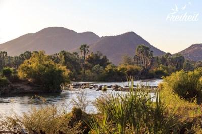 Grenzfluss Kunene