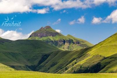 Wow - ganz schön großes Loch im Berg!