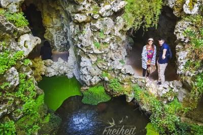 Eine von vielen süßen Grotten :)