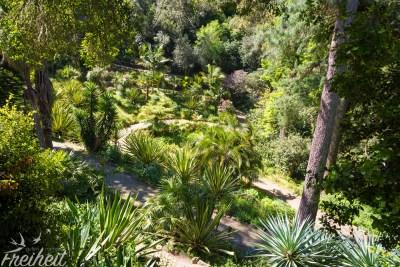 Die bezaubernde Gartenanlage von Monserrate