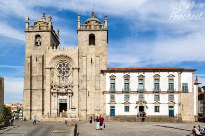 Die Kathedrale von Porto