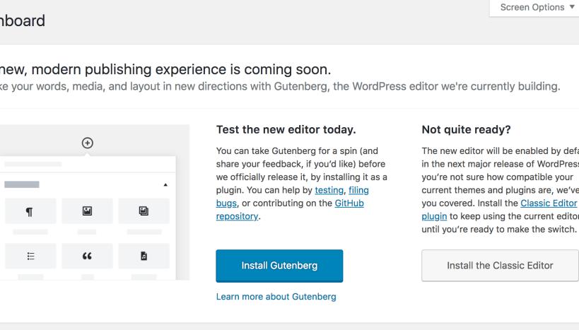 Preparing WordPress themes for Gutenberg with the Block Unit