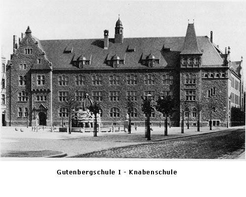 Gutenbergschule Knabenschule
