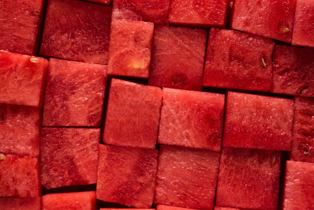 Watermelon Blocks