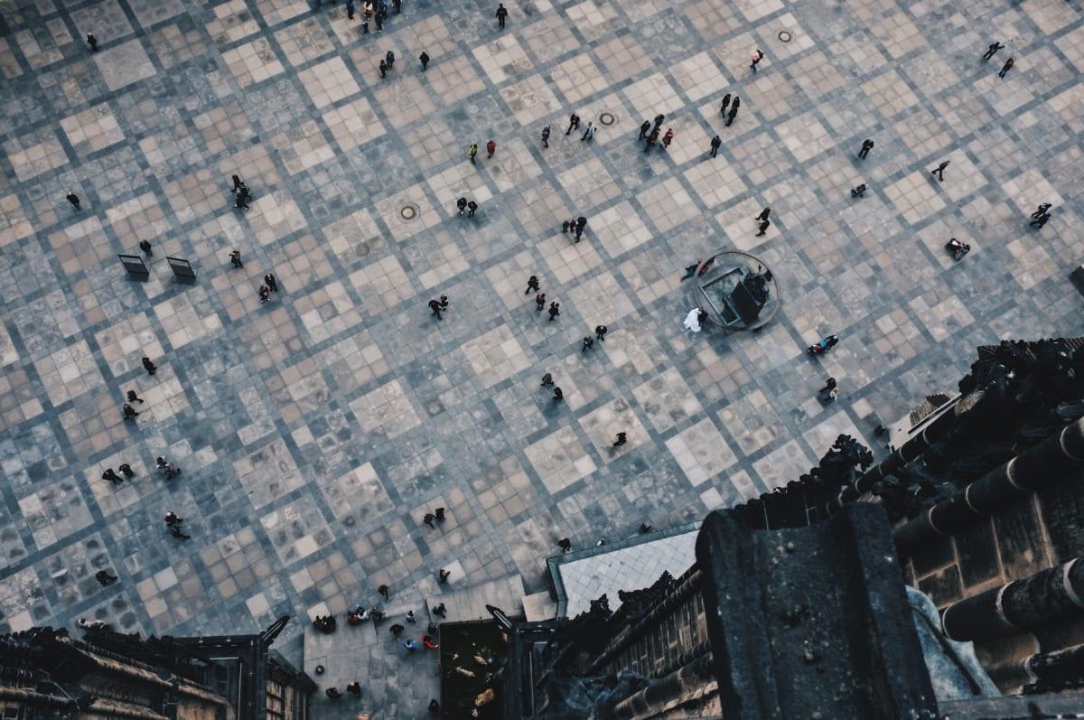 Pavillion Squares
