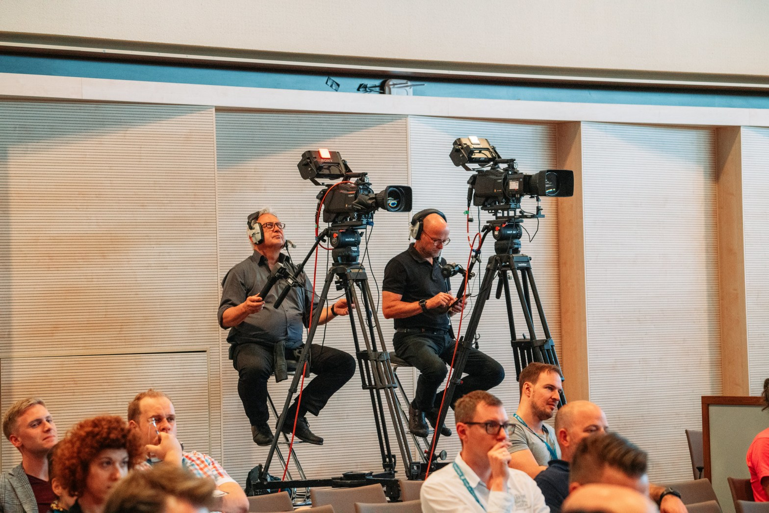 Video Crew WordCamp Europe
