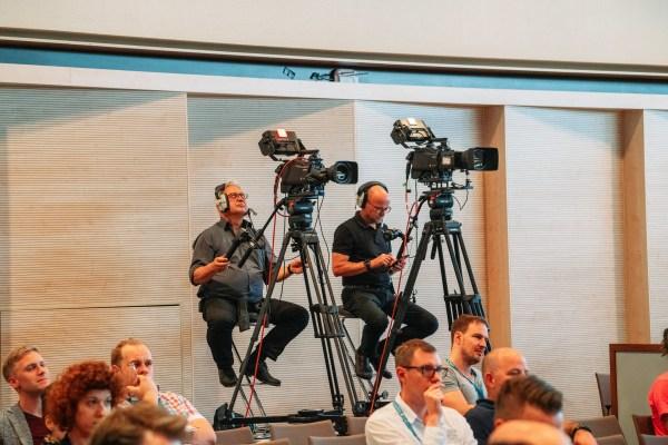 Video Crew WordCamp Europe