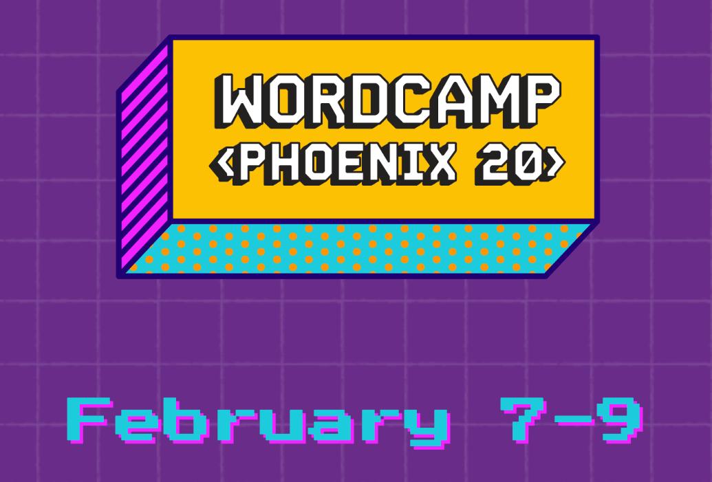 Logo WordCamp Phoenix