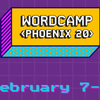 Block Editor Talks at WordCamp Phoenix  #WCPHX