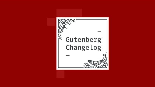 Gutenberg Changelot Episode 36 Cover