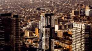 Matt Wiebe Tiny City Block Building