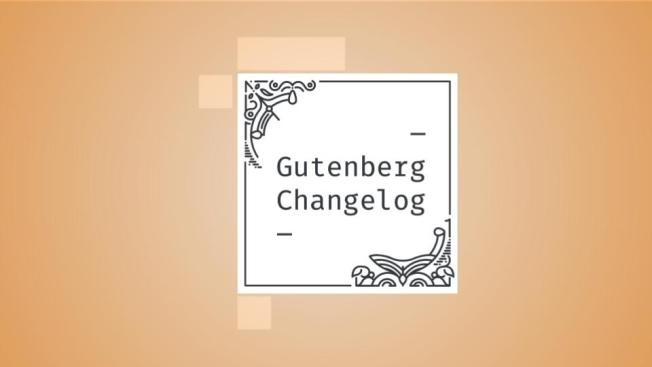 Gutenberg Changelog episode 49 Cover