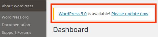 WordPress 5, WordPress 5.0, WordPress 5 download