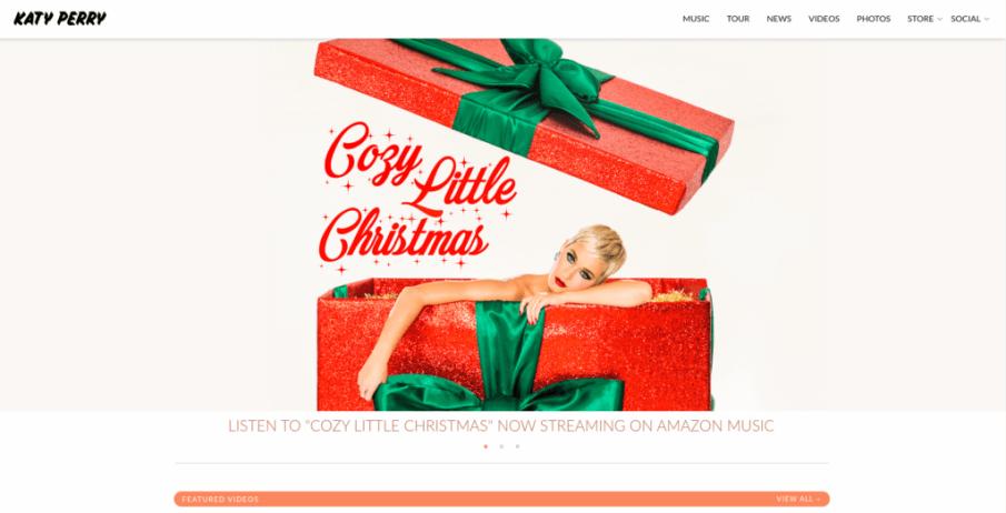 Katy Perry | Gutendev | WordPress websites with Gutendev | New WordPress | WordPress Tutorials | Plugins WordPress