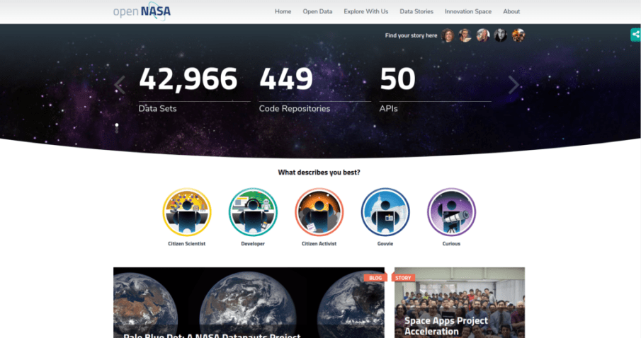 NASA | Gutendev | WordPress websites with Gutendev | New WordPress | WordPress Tutorials | Plugins WordPress