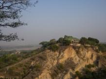 """Das """"Lei Thar Gone"""" Guesthouse auf dem Hügel"""