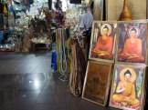 Buddhistische Heiligenbilder