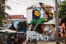 Streetart gibt Hoffnung