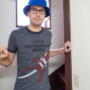 Rockett, das T-Shirt