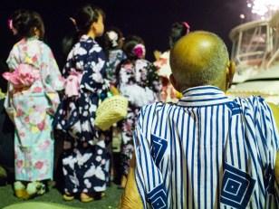 Alt und Jung in Yukatas