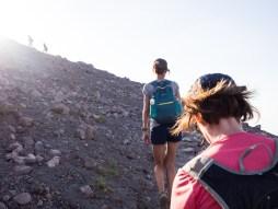 Unterwegs. Auf der Suche nach Erdnuss spuckenden Vulkanen.