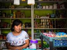 Die Verkäuferin vom «Supermarkt»
