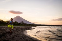 Insel Ometepe im Lago Nicaragua