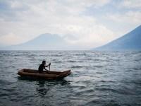 Am Lago Atitlan, Guatemala