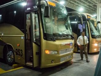 Der gute Nachtbus von Tufesa